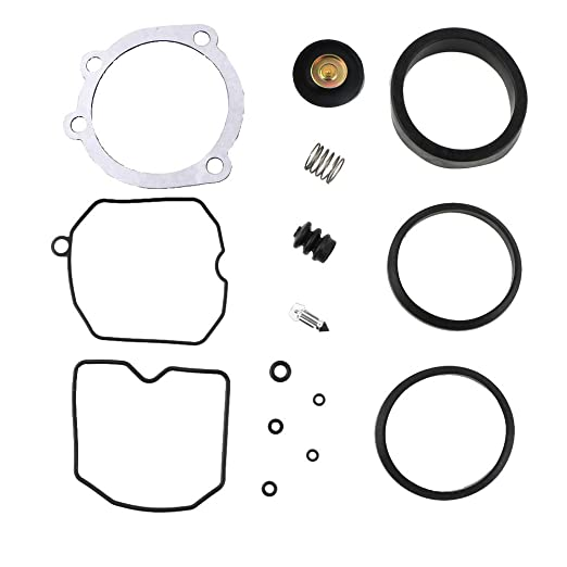 Carburetor Carb Rebuild Kit Repair For Mikuni HSR42//45 Smoothbore KHS-016 Harley By Mopasen