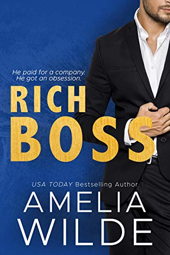 Rich Boss (New York Billionaires Book -