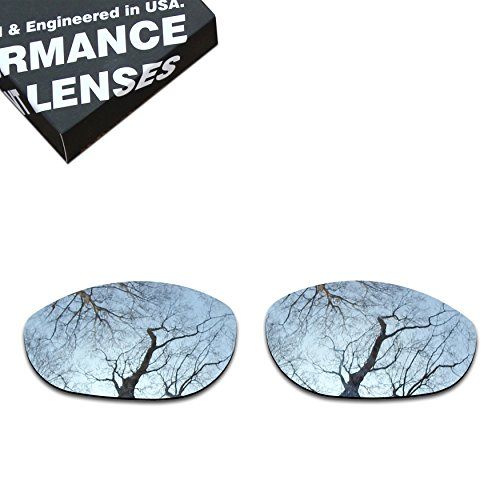 ToughAsNails Polarized Lens Replacement for Oakley Monster Dog Sunglass - More Options