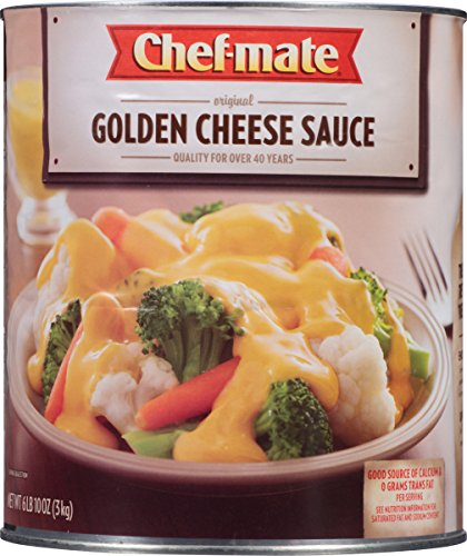 Chef mate Sauce Golden Cheese 106 Ounce product image