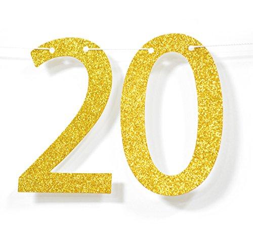 Home Milestone Birthdays 20th