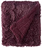 #5: Chanasya Super Soft Shaggy Longfur Throw Blanket - Snuggly Fuzzy Faux Fur Lightweight Warm Elegant Cozy Sherpa - for Couch Bed Chair Sofa Daybed - 50
