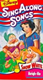 Disney Sing Along Songs: Heigh-Ho [VHS]