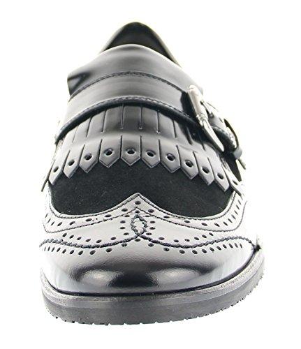 654 Comfort Nero Shoes Da Mocassini Sport 32 Gabor Donna 8qI15BB