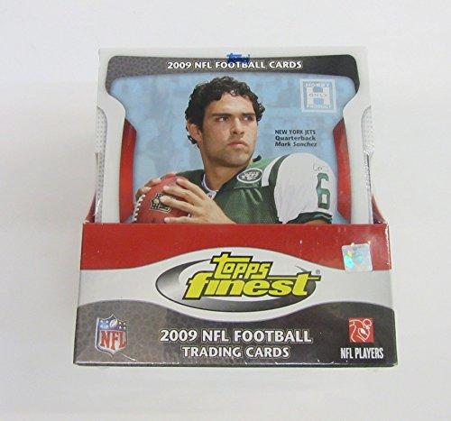 topps finest football hobby box - 9