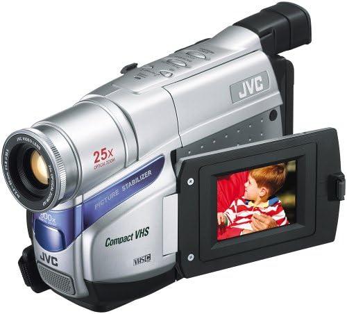 JVC Compact VHS Camcorder  GR-FX14EK 700x Zoom Untested