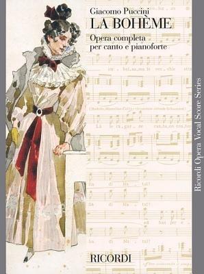 [(La Boheme: Vocal Score)] [Author: Ricordi] published on (August, 1987) (La Boheme Score)