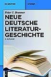 Neue deutsche Literaturgeschichte: Vom »Ackermann« zu Günter Grass (De Gruyter Studium)