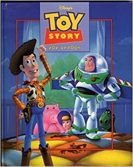 toy story a popup book popup book disney press