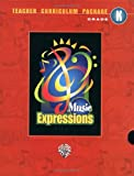Music Expressions Kindergarten, Susan L. Smith and Robert W. Smith, 0757907652