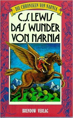 Bildergebnis für buch Das Wunder von Narnia