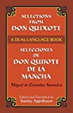 Image of Selections from Don Quixote: A Dual-Language Book (Dover Dual Language Spanish) by Miguel de Cervantes [Saavedra] (1998-12-23)