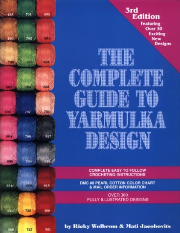 The Complete Guide to Yarmulka Design: Ricky Wolbrom: 9781880582176 ...