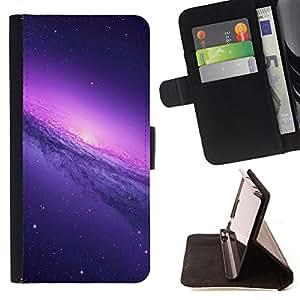 Skull Market - FOR Samsung Galaxy S4 IV I9500 - deceive one's self - Caja de la carpeta del tirš®n del cuero de la PU [con ranuras para tarjetas y cierre de solapa magnšŠtica] Pš¢rese cubierta de la caja
