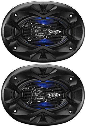 4 3 way speakers - 6