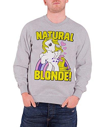 My Little Pony - Natural Blonde Sweatshirt (H.Grey)