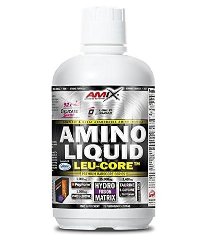 Amix Amino Liquid Leu-Core Suplemento Dietético - 920 ml_8594159536821
