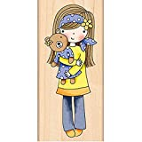 Penny Black Decorative Rubber Stamps, Mindy