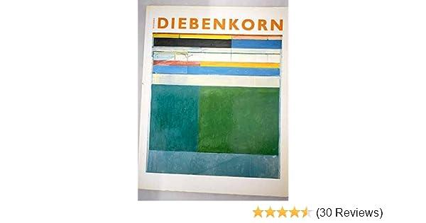 Richard Diebenkorn Prints 1961 1992 Richard Dieberkorn Amazon