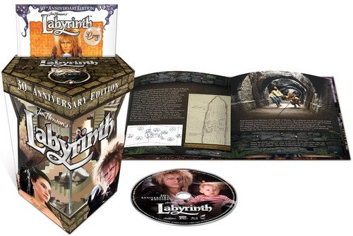 Labyrinth: 30th Anniversary Collector's Edition [Blu-ray] -