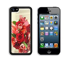 MEIMEI Red Roses Flower Arrangement Apple ipod touch 5 Snap Cover Case Customized Made to Order Support Ready Premium Aluminium Deluxe Aluminium 5 inch (125mm) x 2 3/8 inch (62mm) x 3/8 inch (12mm) Liil ipod touch 5 Professional Cases Touch Accessories Graphic Covers Designed Model Folio Sleeve HD Template Designed Wallpaper Photo Jacket Wifi 16gb 32gb 64gb Luxury Protector Wireless Cellphone Cell PhoneLINMM58281