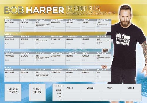bob harper inside out method schedule pdf