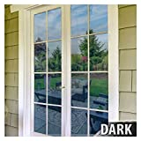 Premium Color High Heat Control and Daytime Privacy Window Film Blue