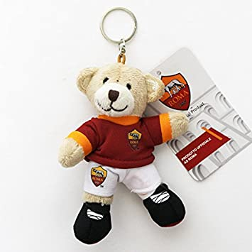 Roma Teddy Keyring A.S Schreibwaren Sportbaer 27110 beige