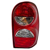 Taillight Tail Lamp Passenger Replacement for 05-07 Jeep Liberty SUV 55157060AD