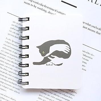 Wicemoon Lined Journal Carnet Vintage Cahier Diary Papier épais Premium