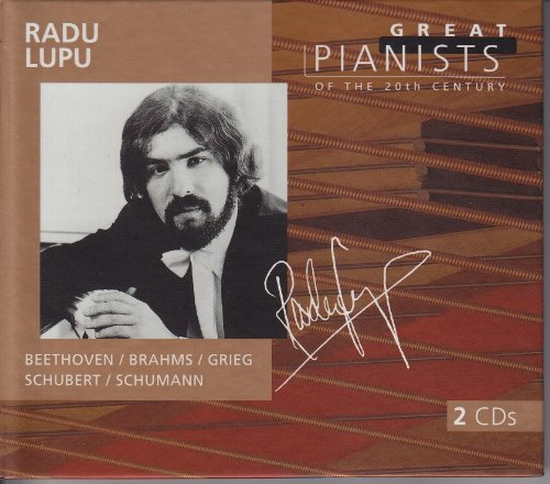 20th Century Concertos (Radu Lupu - Great Pianists of the 20th)