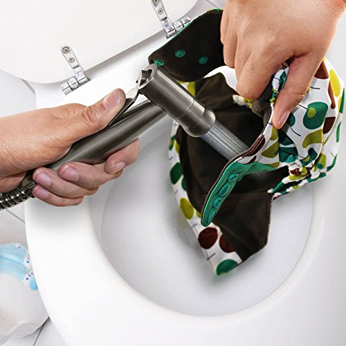 good Modern Fresh- Handheld Toilet Bidet Sprayer, Premium Stainless Steel Diaper Sprayer Shattaf