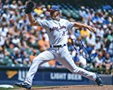 Autographed Brent Suter 8x10 Milwaukee Brewers Photo