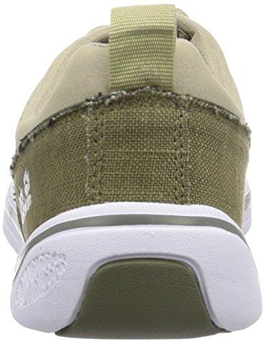 Jack Wolfskin LACONIA LOW M Herren Sneakers Beige (burnt olive 5033)