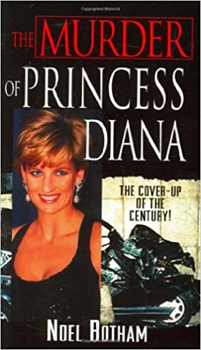 Image result for the murder of princess diana book cover