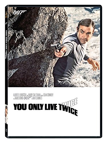 You Only Live Twice (James Bond Connery)