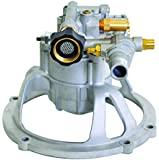 SIMPSON 90026 Axial Cam Vertical Pressure Washer Replacement Pump 8.6CAV12a 3000PSI @ 2.4 GPM with Aluminum Head