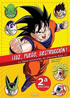 Luz, fuego, destrucción. La gran aventura de Dragon Ball: Amazon ...