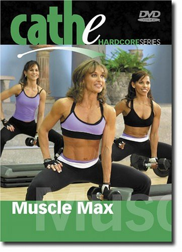 Price comparison product image Cathe Friedrich's Muscle Max w / Free Resistance band