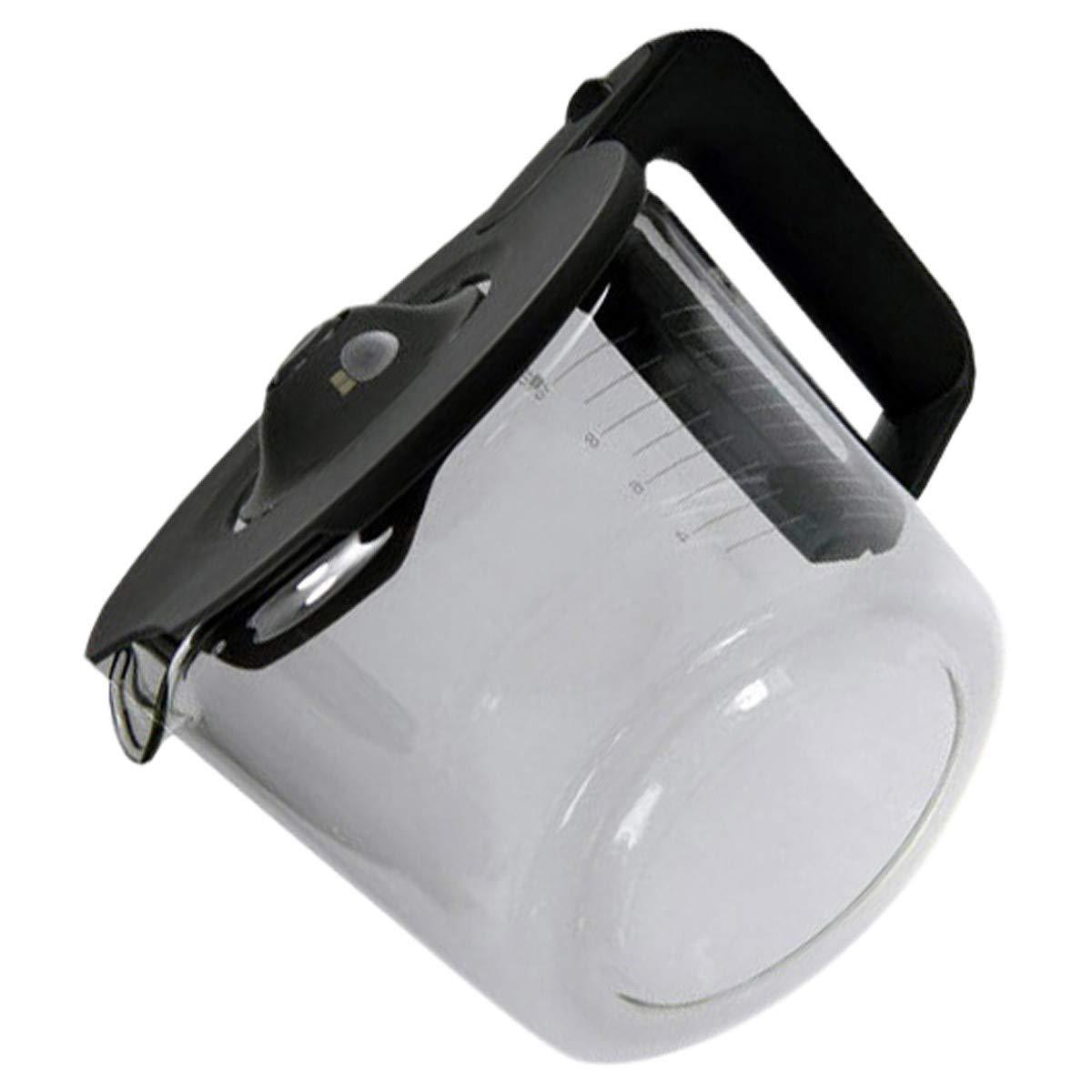 BOSCH - Jarra de cristal para cafetera Expresso 11008061: Amazon ...