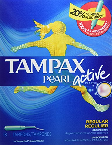 tampax-regular-absorbency-unscented-plastic-applicator-tampons-18-count
