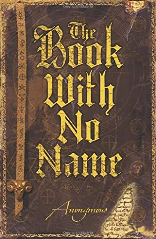 book cover of The Book With No Name