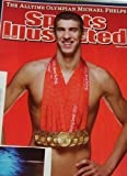 Sports Illustrated Magazine August 25 2008 Michael Phelps
