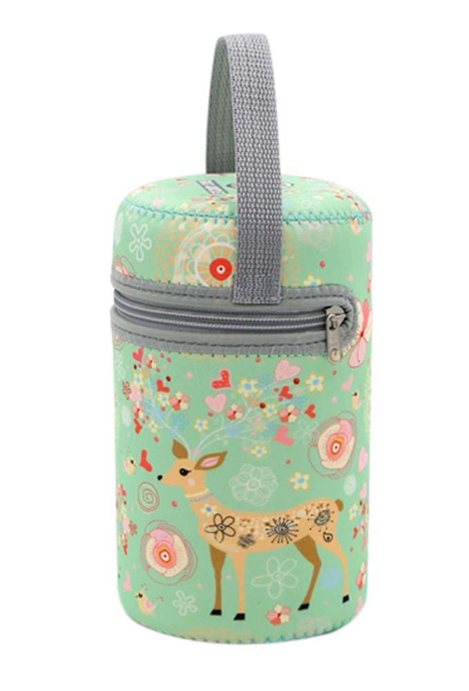 Practical Kids Bag Portable Stew Beaker Bag, B(15*9CM) Panda Superstore PS-BAB322267011-KARY01499