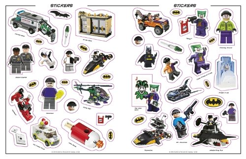 Ultimate Sticker Collection: LEGO Batman (LEGO DC Universe Super ...