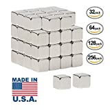 "Magnetozo | Made in USA 5x5mm 1/5""x1/5"" Inches"