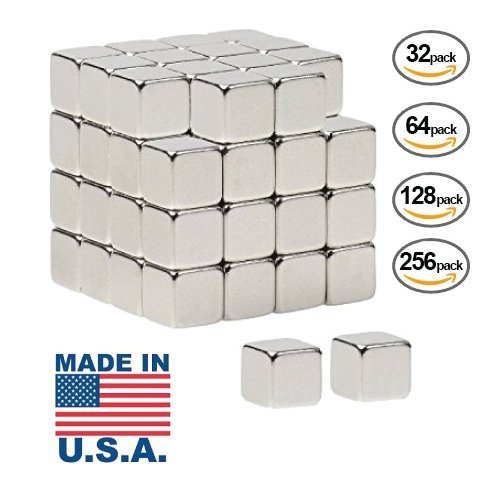 Magnetozo | Made in USA 5x5mm 1/5