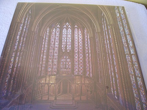 Interior of Sainte-Chapelle, Paris [500 Pieces]--1971