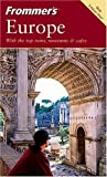 img - for Frommer's Europe (Frommer's Complete Guides) by Darwin Porter (2004-08-27) book / textbook / text book