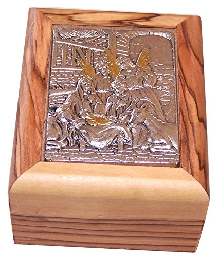 First Communion Box Bethlehem Nativity product image